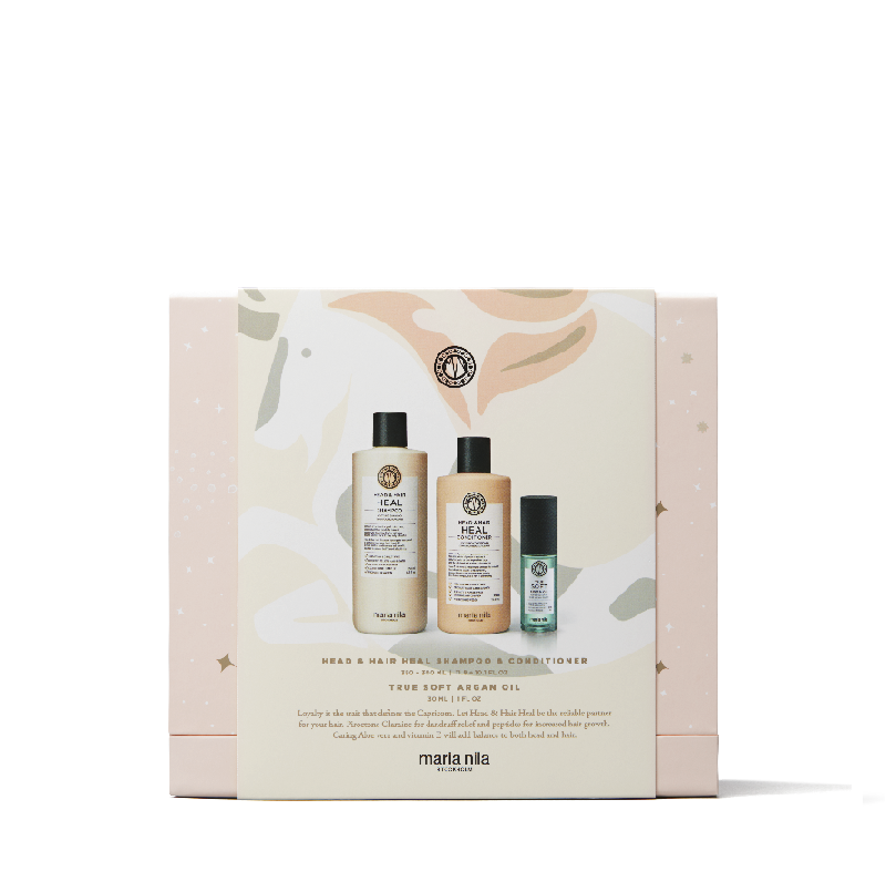Head & Hair Heal Holiday Box