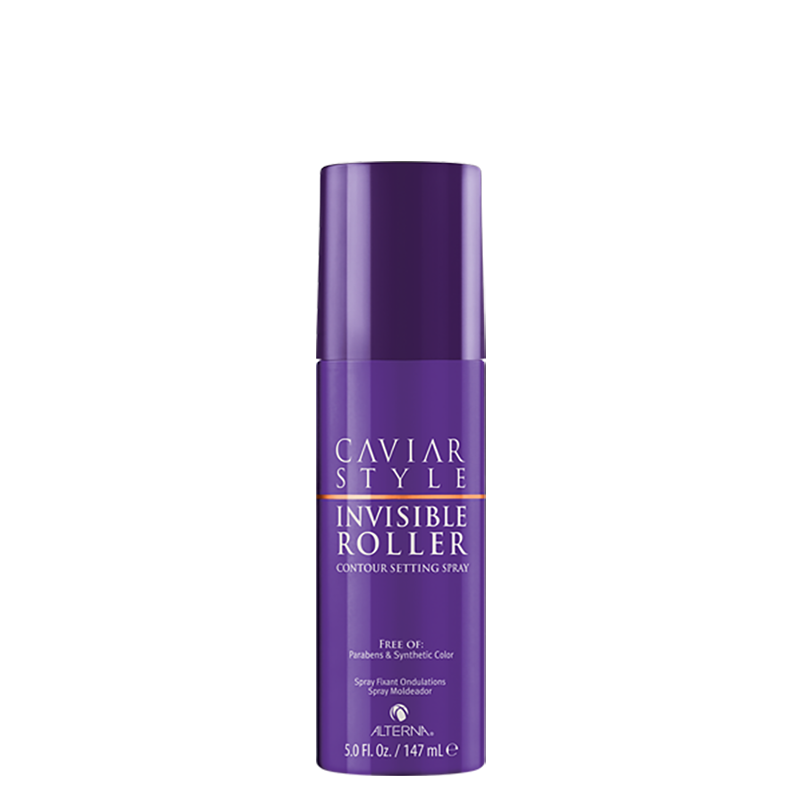 Caviar Style Invisible Roller Contour Setting Spray