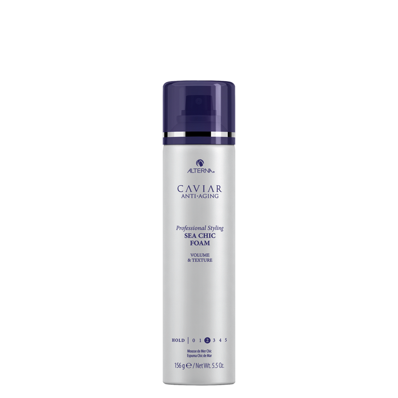 Caviar Style Sea Chic Volume & Texture Foam Spray