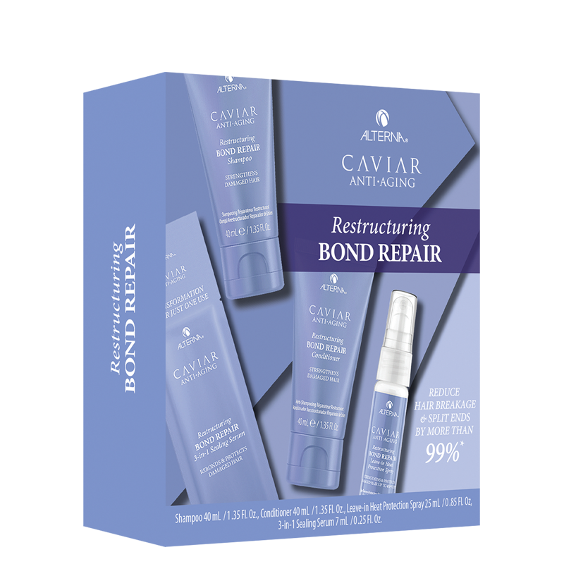 Caviar Bond Repair Consumer Trial Kit